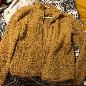 Garage teddy jacket